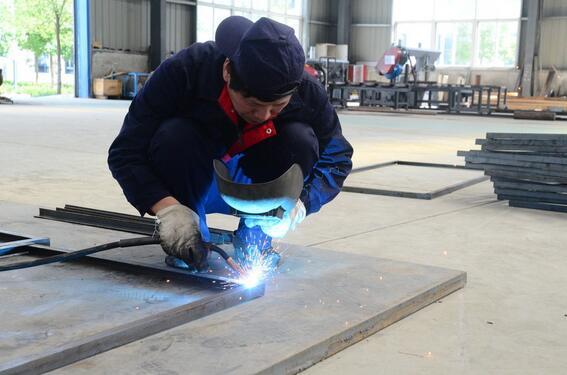 折弯电焊1
